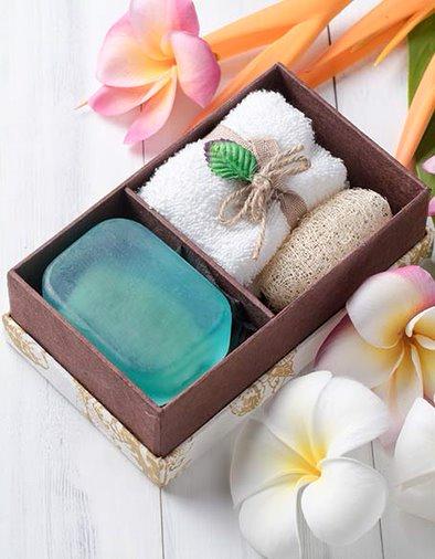 Bath & Body Gift Baskets
