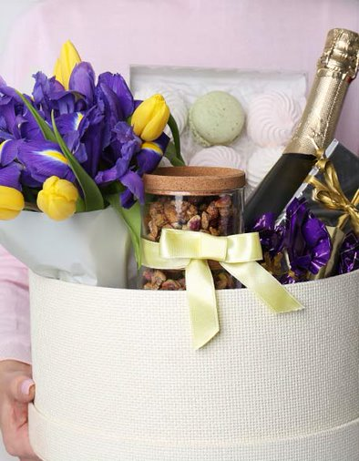 Corporate Gourmet Gift Baskets