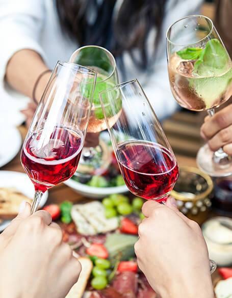 Kosher Wine Gift Baskets