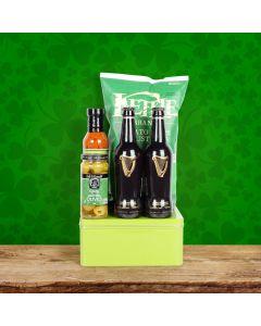 St. Patrick's Day Beer & Zest Basket