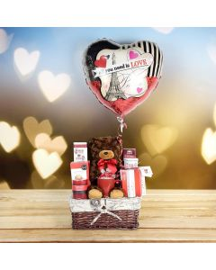 Sweet On You Gift Basket