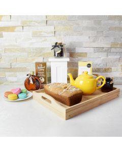 Sweet Tea & Honey Gift Basket