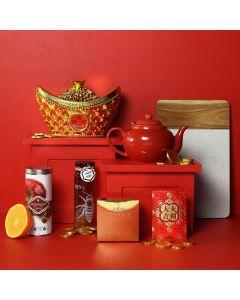 Well Wishes Tea Gift Set