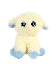 Pretty Blue Novelty Lamb