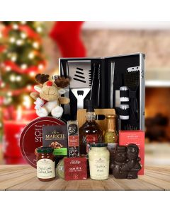 Holiday Grilling Basket