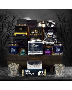 Super Spooky Halloween Gift Basket