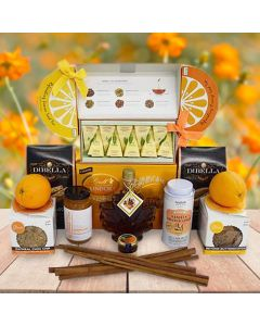 The Citrus Tea Gift Basket