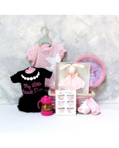 NEW ARRIVAL BABY GIRL GIFT SET