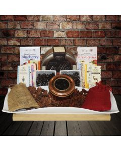 The Truffles & Nuts Gift Basket