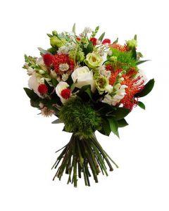 AUTUMN HARVEST Flower Arrangment