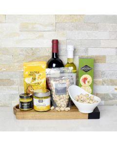 Salty & Savory Appetizer Gift Set