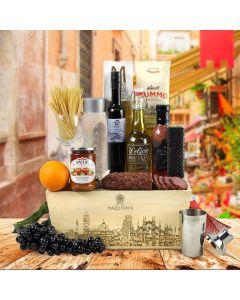 Tuscan Spring Gourmet Gift Basket