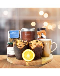 Hot Chocolate Delight Gift Basket