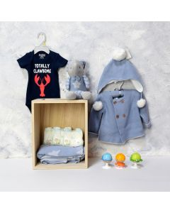 TOTALLY AWESOME BABY BOY GIFT SET