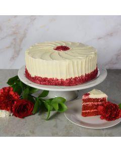 Large Red Velvet Cake
