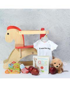Rock-A-Bye Baby Gift Set