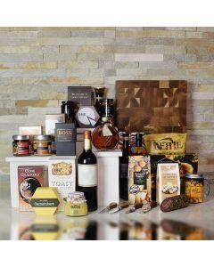 Luxury Feast Gift Basket