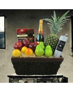 The Shangri-La Champagne Gift Basket