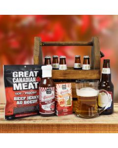 The Great Canadian Beer & BBQ Gift Basket