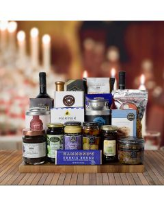 Kosher Grand Feast Wine Gift Basket