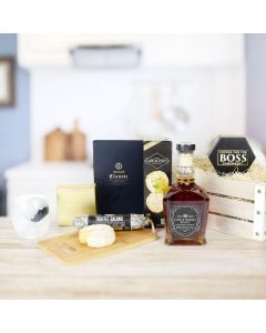 Chocolate & Cheese Liquor Crate