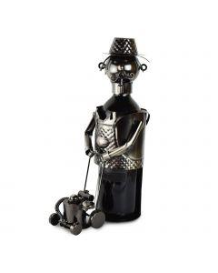 Groundskeeper Wine Holder - Includes Wine!