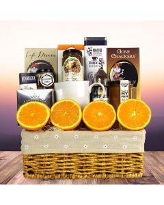 Festive Feast Thanksgiving Gift Basket