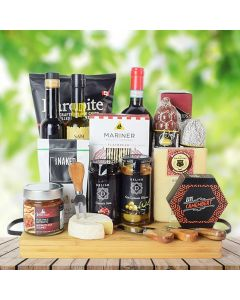 Rustic Italian Gourmet Gift Board