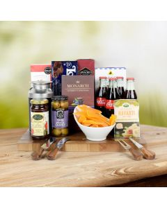 All A Board Gift Basket
