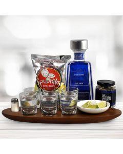 Hanukkah Liquor and Bites Tray