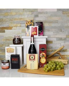 Piano Party Gift Basket