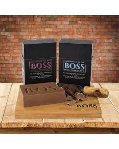 BOSS Wine Pairing Chocolate Duo Gift Set