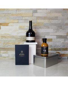 Delightful Luxuries Trio with Liquor
