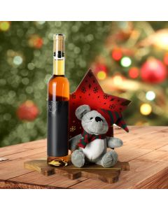 Wine & Chocolate Holiday Basket