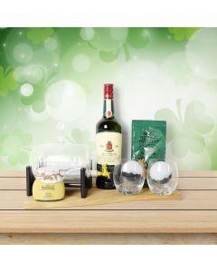 Sail Away Liquor & Decanter Gift Basket