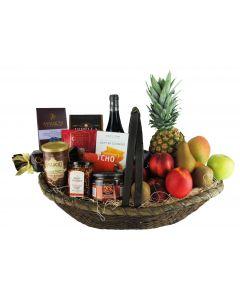 The Hanukkah Celebration Gift Basket