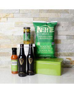 Beer & Zest Gift Basket