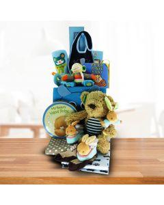 Baby Boy Gift Toy Box