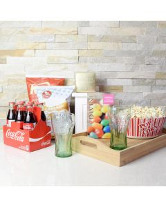 Movies for Two Gift Basket