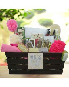 Mom Deserves the Best! Gift Basket