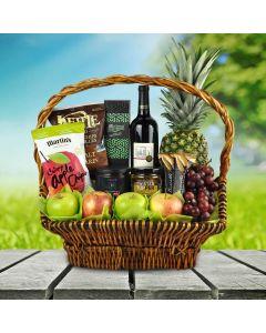 August Bounty Kosher Gift Basket