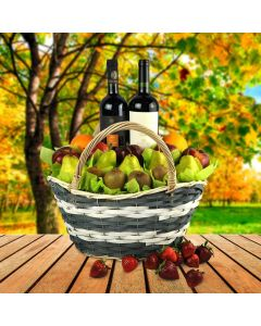 Orchard Fresh Kosher Gift Basket