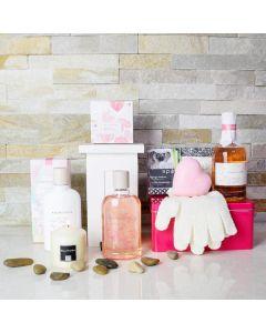 Rosy Blush Spa Gift Set