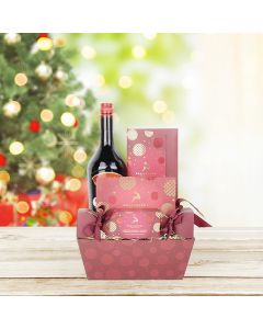 Little Red Christmas Box