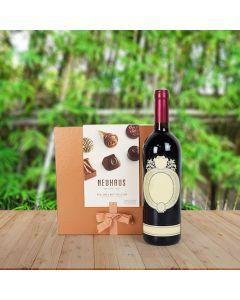 Wine & Chocolates - Magnifique!