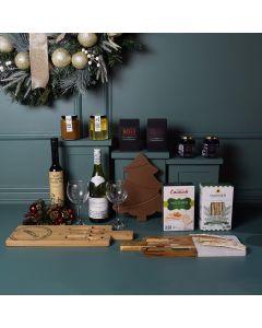 The Festive Appetizer Platter Gift Set