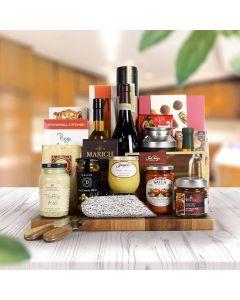 Taste of Italy Wine Gift Basket