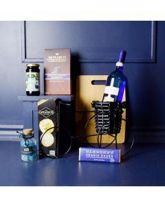 Kosher Wine Cart Gift Set