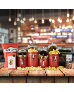 The Ultimate Snacking Canister Set