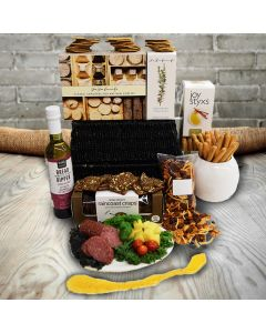 The Rosemere Snack Basket